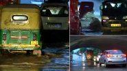 दिल्ली-NCR में झमाझम बारिश से तापमान में गिरावट, राजधानी के कुछ हिस्सों में हुआ जलभराव