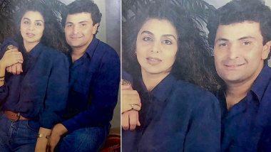 Rishi Kapoor One Month Death Anniversary: नीतू सिंह ने पति ऋषि कपूर संग पोस्ट की पुरानी फोटो, कैप्शन पढ़कर हो जाएंगे इमोशनल