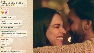 दीपिका पादुकोण के मोबाइल में इस नाम से सेव है पति रणवीर सिंह का नंबर