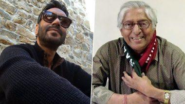 अजय देवगन ने फुटबॉल दिग्गज चुन्नी गोस्वामी के निधन पर जाहिर किया शोक, सोशल मीडिया पर लिखा ये पोस्ट