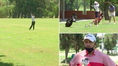 Lockdown 4.0: लगभग दो महीनें बाद खुला चंडीगढ़ गोल्फ क्लब, खिलाड़ियों ने शुरू की प्रैक्टिस