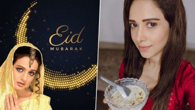 अमीषा पटेल से लेकर नुसरत भरूचा तक बॉलीवुड सितारों ने ऐसे दी ईद की बधाई