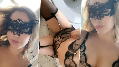 Mia Malkova Sexy Video: पोर्न स्टार मिया मालकोवा का ये सेमी न्यूड वीडियो हुआ वायरल, बोल्ड अंदाज देखकर बेकाबू हुए फैंस