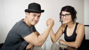 आमिर खान और किरण राव ने COVID-19 फ्रंटलाइन कार्यकर्ताओं के लिए गाया 'क्लासिक गाना
