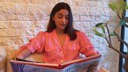 लॉकडाउन में आलिया भट्ट ने पढ़ी 'हैरी पॉटर एंड द फिलॉसफर्स स्टोन'