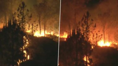 Cyprus: साइप्रस के जंगलों में लगी भीषण आग, 4 लोगों की मौत