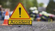 Uttar Pradesh: उप्र में कार पर ट्रक पलटने से 8 की मौत