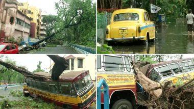 पश्चिम बंगाल में 'अम्फान' तूफान से मची तबाही के बाद कई इलाकों में शुरू हुई बिजली सेवा, 86 लोगों की हो चुकी है मौत