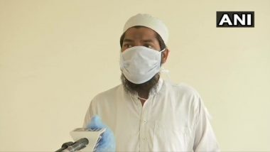 हरियाणा: तबलीगी जमात के सदस्य अरशद अहमद ने COVID-19 मरीजों के लिए दो बार दान किया प्लाज्मा, बोले- हम सभी को सरकार के दिशानिर्देशों का करना चाहिए पालन
