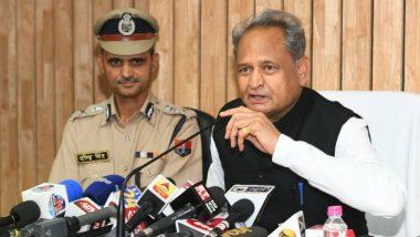 Rajasthan Political Crisis: सीएम गहलोत ने कहा, राज्य में बह रही है उलटी गंगा, दबाव के बाद राज्यपाल ने बदला फैसला