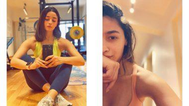 आलिया भट्ट ने न्यू हेयर कट के साथ सोशल मीडिया पर शेयर किया पोस्ट, देखें तस्वीर