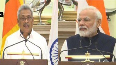 पीएम मोदी ने श्रीलंका के राष्ट्रपति गोटबाया राजपक्षे और मॉरीशस के प्रधानमंत्री प्रविंद जुगनाथ से की बातचीत, कहा- संकट में साथ खड़ा है भारत