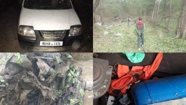 जम्मू-कश्मीर में टली पुलवामा जैसी त्रासदी, विस्फोटक से भरी कार जब्त