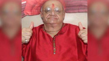 मशहूर ज्योतिषाचार्य बेजान दारुवाला का अहमदाबाद में निधन, कोरोना वायरस से थे संक्रमित