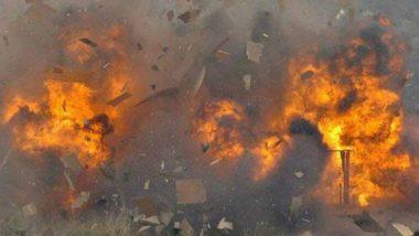 पाकिस्तान: रावलपिंडी में हुए धमाके में 15 घायल, 1 की मौत