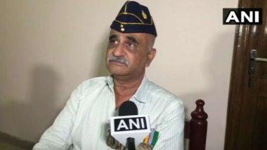 हंदवाड़ा एनकाउंटर: शहीद मेजर अनुज सूद के  फौजी पिता ने कहा- बेटे ने अपना सर्वोच्य बलिदान देकर लोगों की जान बचाई