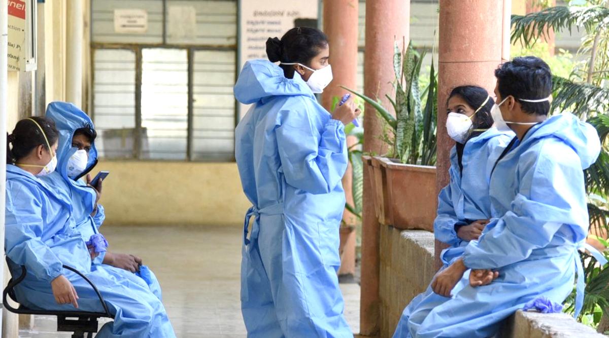 इंदौर में कोरोना संक्रमितों की संख्या बढ़कर हुई 2,850, अब तक 109 मरीजों की मौत