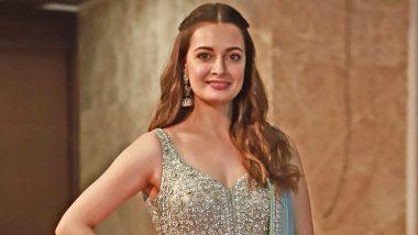 दीया मिर्जा ने कहा- फिल्म 'संजू' में मान्यता दत्त का किरदार निभाना वास्तविक था