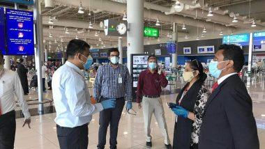 वंदे भारत मिशन: एअर इंडिया का विमान 177 भारतीयों को लेकर अबू धाबी से केरल केकोच्चि पहुंचा