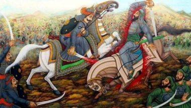 Maharana Pratap Jayanti 2020: शौर्य के प्रतीक राणा प्रताप ने हर युद्ध में दी मुगलों को मात, जिनकी वीरता का कायल था खुद अकबर भी!