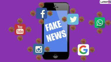 मुंबई पुलिस ने जारी की गाइडलाइंस WhatsApp, Facebook, Twitter, TikTok पर गलत संदेश फैलाने वालों के खिलाफ होगी कड़ी कार्रवाई