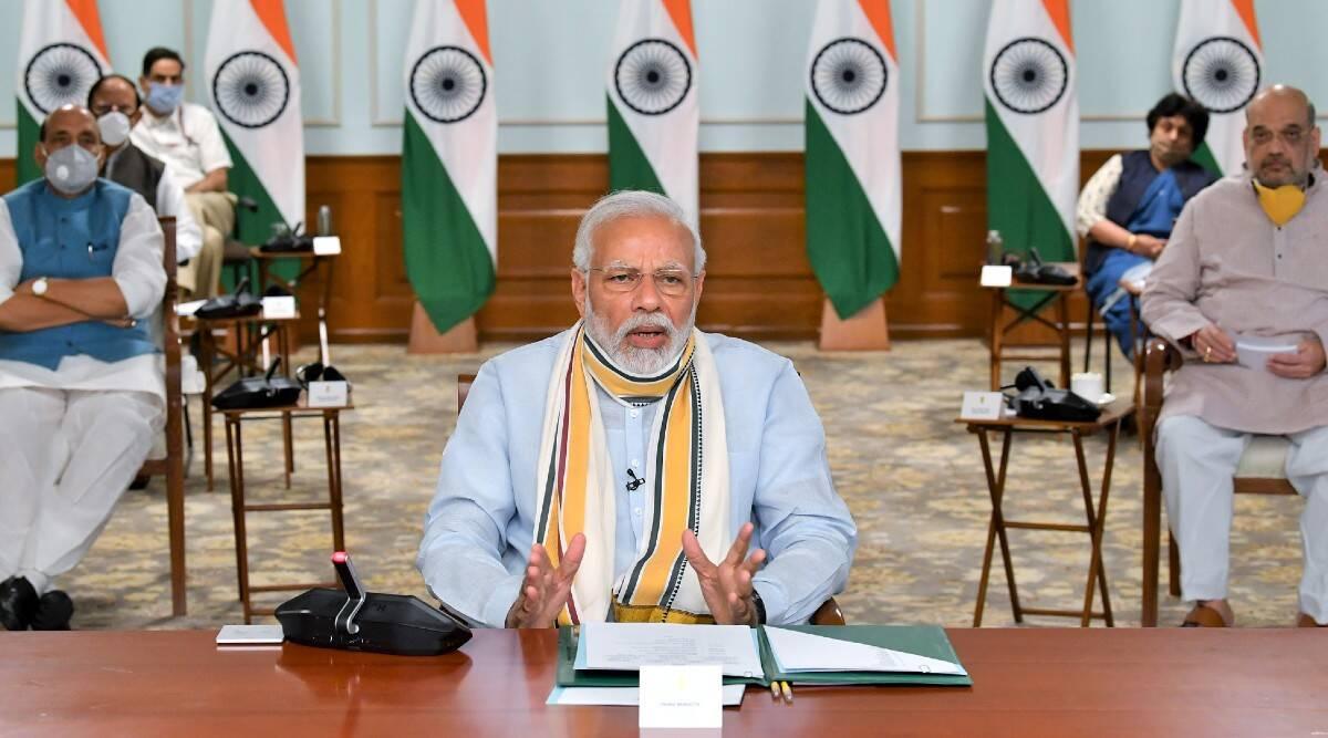 India-China Border Tensions: पीएम मोदी के साथ सर्वदलीय नेताओं की बैठक में चीन के साथ तनाव पर  हुई चर्चा