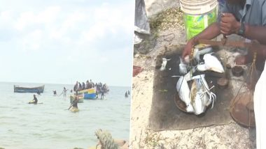 कोरोना संकट के बीच तमिलनाडु सरकार से मछुआरों की अपील-सात दिन मछली पकड़ने की अनुमति दें