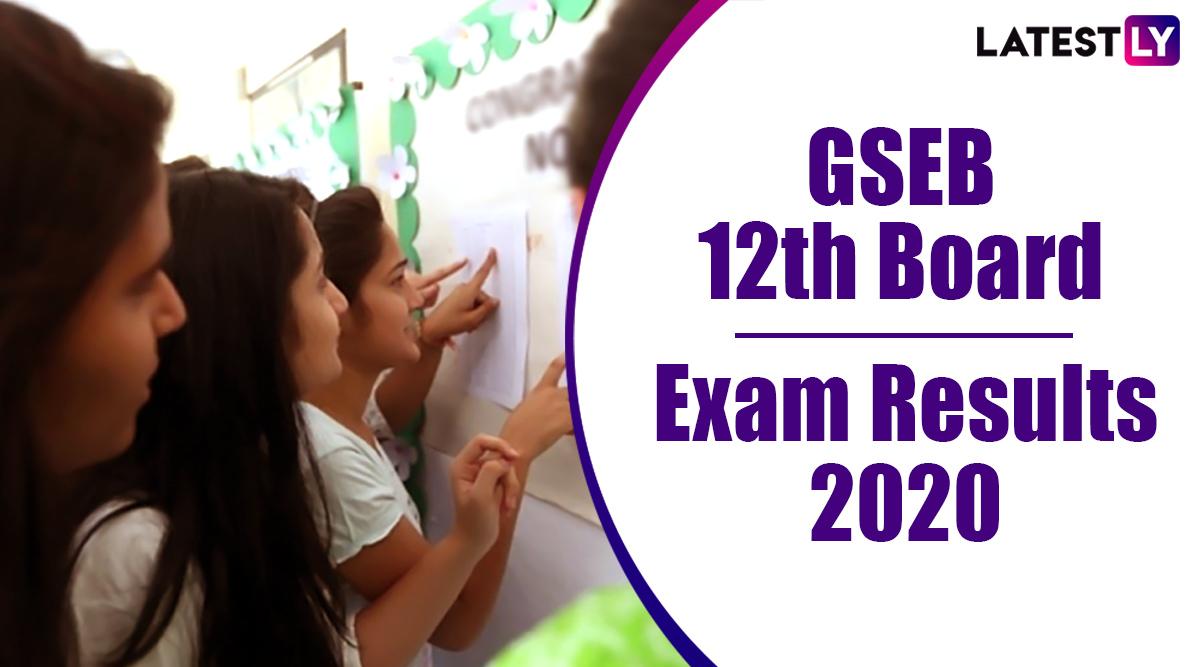 GSEB 12th Science Board Exam Result 2020: गुजरात बोर्ड 12वीं साइंस स्ट्रीम के नतीजे घोषित, gseb.org पर ऐसे चेक करें अपना रिजल्ट