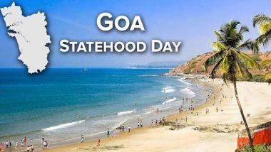 Happy Goa Statehood Day 2020: गोवा दिवस पर राष्ट्रपति रामनाथ कोविंद, सीएम प्रमोद सावंत और राहुल गांधी समेत इन नेताओं ने दी गोवा वासियों को बधाई