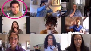 Zoom पर ऑफिस मीटिंग के दौरान शख्स ने गलती से किया हस्तमैथुन? मास्टरबेशन डे पर Pornhub का यह विज्ञापन हुआ सोशल मीडिया पर वायरल