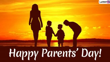 Global Day of Parents 2020: ग्लोबल डे ऑफ पेरेंट्स पर ऐसे करें माता-पिता का आभार