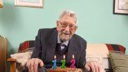 Bob Weighton Dies: दुनिया के सबसे बुजुर्ग व्यक्ति बॉब वेटन का 112 वर्ष की आयु में निधन, जीवन जीनें का दिया यह मूलमंत्र