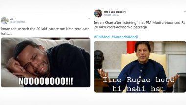 PM मोदी ने किया  20 लाख करोड़ के आर्थिक पैकेज का ऐलान, सोशल मीडिया पर ट्रोल हुए इमरान खान, पाकिस्तान का भी जमकर उड़ रहा मजाक
