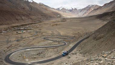 लद्दाख: गलवान घाटी से 1 से 2 किलोमीटर पीछे हटी चीन की सेना, अपने टेंट भी हटाए