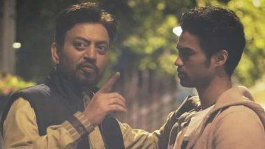 दिवंगत अभिनेता इरफान खान के बेटे बाबिल ने अपने पिता का पानी पुरी खाते हुए वीडियो किया शेयर