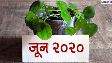 June 2020 Festival Calendar: गंगा दशहरा, निर्जला एकादशी से लेकर वट पूर्णिमा तक, जानें जून महीने में पड़ेंगे कौन-कौन से व्रत और त्योहार, देखें पूरी लिस्ट
