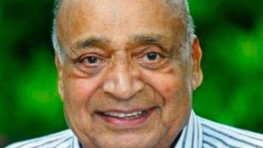 केरल: राज्यसभा सांसद और मातृभूमि समूह के एमडी वीरेंद्र कुमार का दिल का दौरा पड़ने से निधन