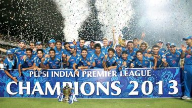 On This Day: मुंबई इंडियंस आज ही के दिन पहली बार बनी थी आईपीएल की विजेता, चेन्नई सुपरकिंग्स को 23 रनों से दी थी मात
