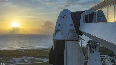NASA's SpaceX Demo-2 Launch Countdown Live Streaming Online & Time in IST: जानिए कब और कैसे देखें नासा के स्पेस-एक्स की पहली लॉन्चिंग