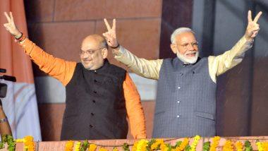 One Year of Modi Govt 2.0: गृह मंत्री अमित शाह ने मोदी सरकार के दूसरे कार्यकाल के एक वर्ष पूरे होने पर दी बधाई