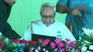 IANS C-Voter's Nation 2021 Survey: सर्वश्रेष्ठ प्रदर्शन में ओडिशा के सीएम नवीन पटनायक अव्वल, जानें अन्य मुख्यमंत्रियों की स्थिति