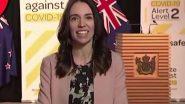 भूकंप के दौरान भी टीवी चैनल को इंटरव्यू देती रहीं न्यूजीलैंड की प्रधानमंत्री जेसिंडा आर्डर्न, देखें वीडियो