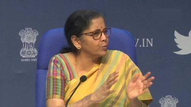 भारत में अवसरों का भंडार है: सीतारमण ने मुख्य कार्यकारी अधिकारियों से कहा