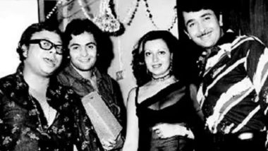 RIP Rishi Kapoor: करीना कपूर ने चाचा ऋषि कपूर को याद करते हुए शेयर की ये फोटो, कहा- आपकी जगह कोई नहीं ले सकता