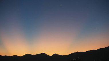 Eid-al-Fitr 2020 Date In UAE: यूएई में शुक्रवार की नमाज के बाद शव्वाल का चांद देखने की तैयारी में चांद देखने वाली समिति
