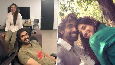 क्या राणा दग्गुबाती और मिहिका बजाज आज हैदराबाद में करने जा रहे हैं सगाई?