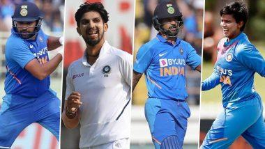 Khel Ratna Award 2020: बीसीसीआई ने रोहित शर्मा का नाम खेल रत्न के लिए भेजा, शिखर धवन- इशांत शर्मा और दीप्ति शर्मा को अर्जुन अवॉर्ड देने की सिफारिश की