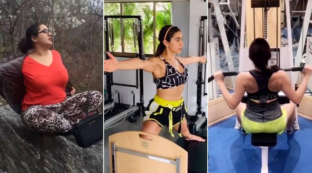 सारा अली खान ने शेयर किया ट्रांसफॉर्मेशन Video, फिट अंदाज से फैंस को किया मोटीवेट