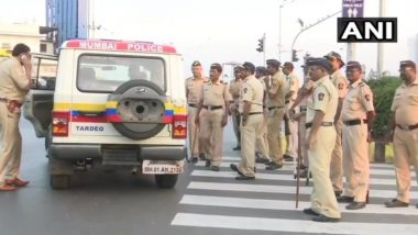 महाराष्ट्र में कोरोना का कोहराम: राज्य में 714 पुलिसकर्मी कोविड-19 पॉजिटिव, संक्रमण से अब तक 5 पुलिस वालों की मौत