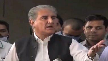 FATA ने पाकिस्तान को 'ग्रे लिस्ट' में रखा बरकरार, विदेश मंत्री शाह महमूद कुरैशी ने कहा- ये 'भारत के लिए हार'